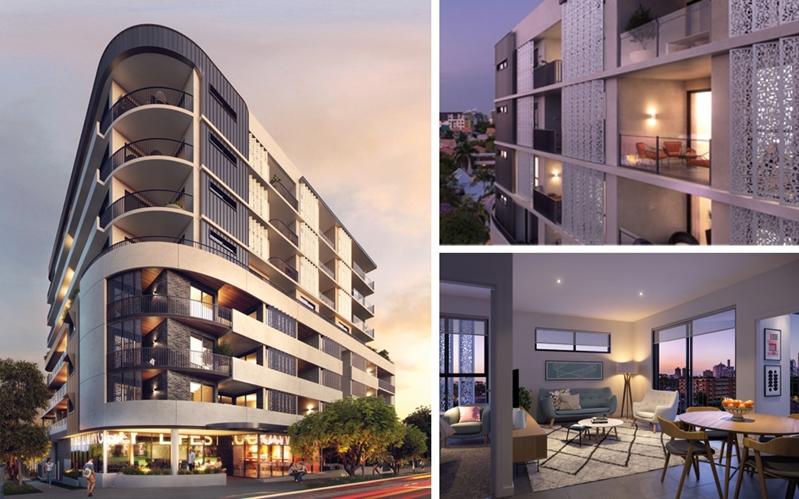 Off the plan apartments Kangaroo Point