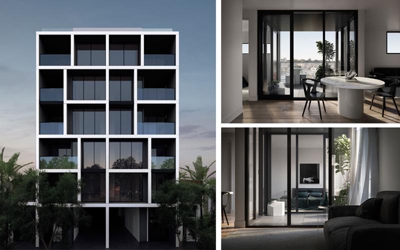 Off the plan apartments West End Brisbane