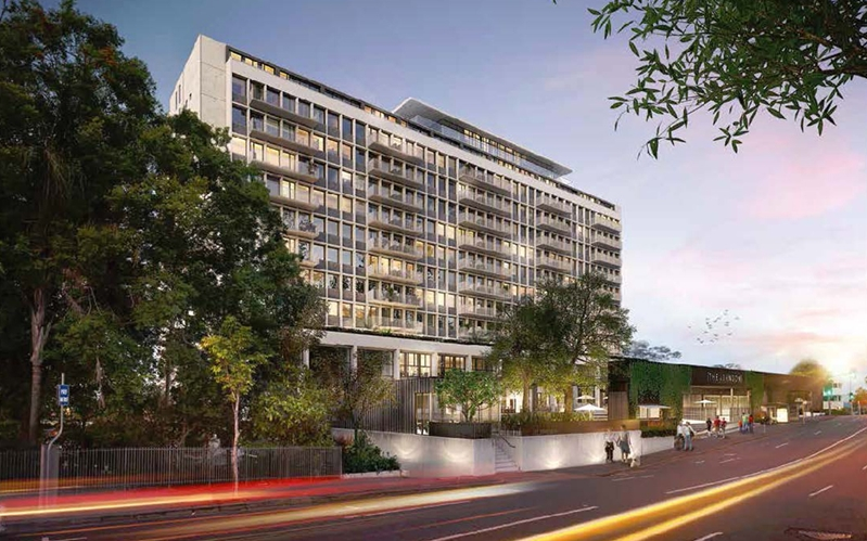 Off the plan apartments CBD Brisbane