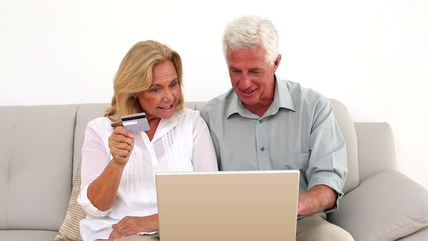 elderly online shopping