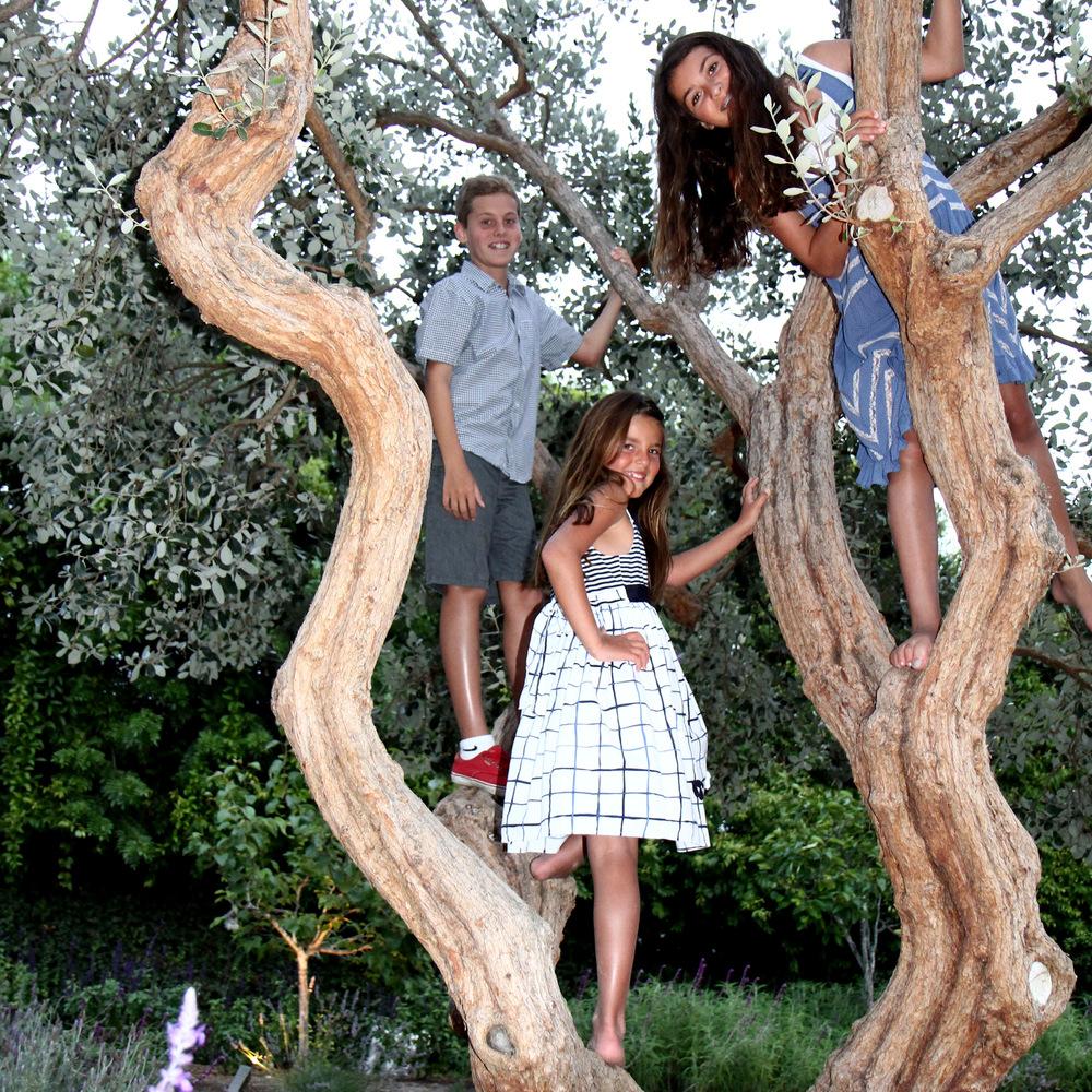 Dario, Gisella and Tessa de Albergaria