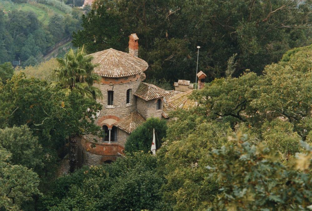 Quinta da Amizade, AKA Villa Sassetti, Sintra, Portugal