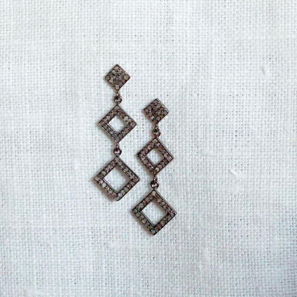 Designs by Alina earrings