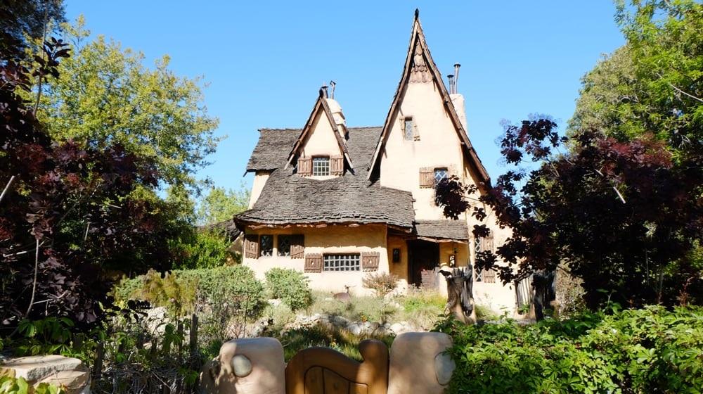The Spadena House, Beverly Hills