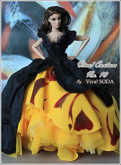 "SCT010 - ""Viva! Couture No. 10"""