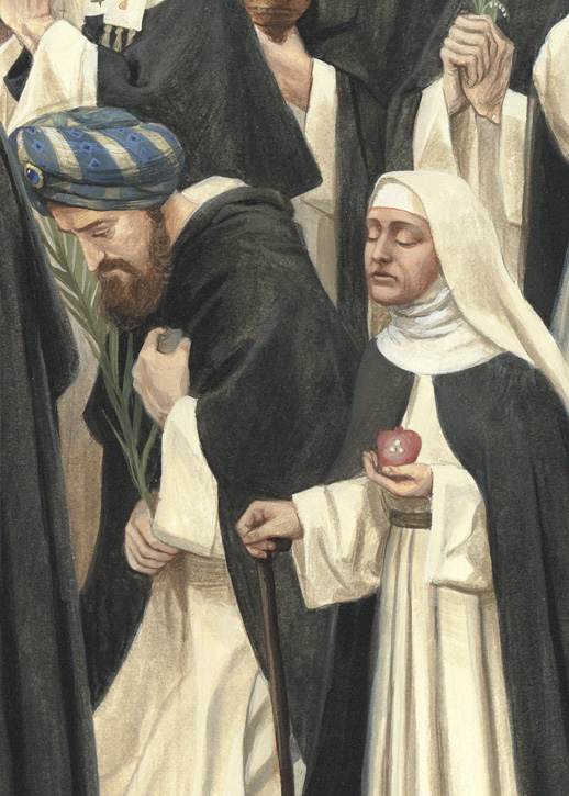 Bl. Anthony Neyrot, Bl. Margaret of Castello