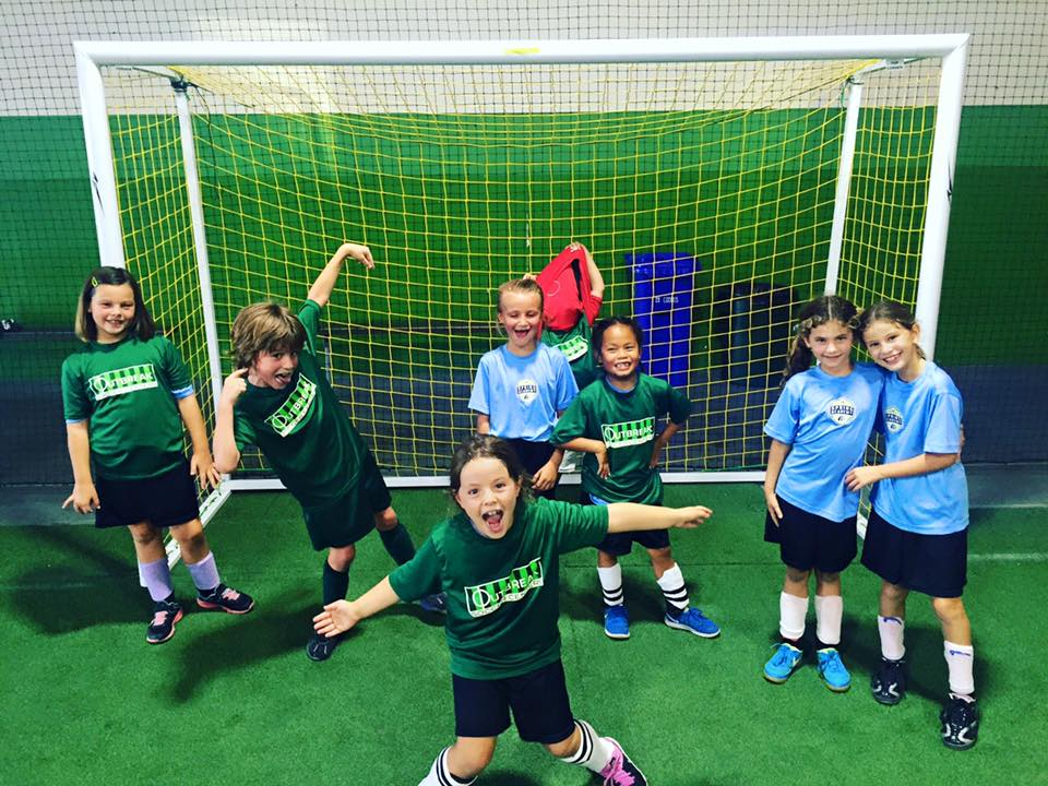 Enroll in Youth Leagues!
