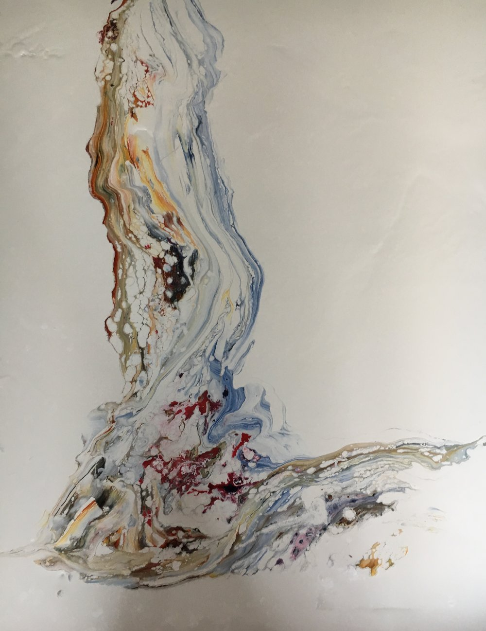 Detail - Smoke Dancer