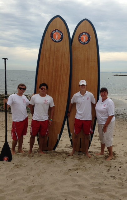 Manursing Island Club loves the new boards!