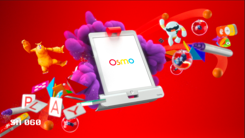 Osmo - BURSTING WITH FUN