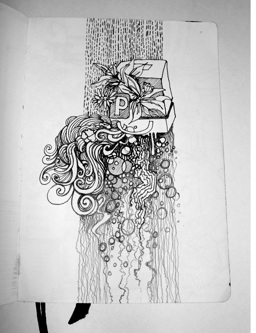 Drawing Vibrations - by Aidy Brooks