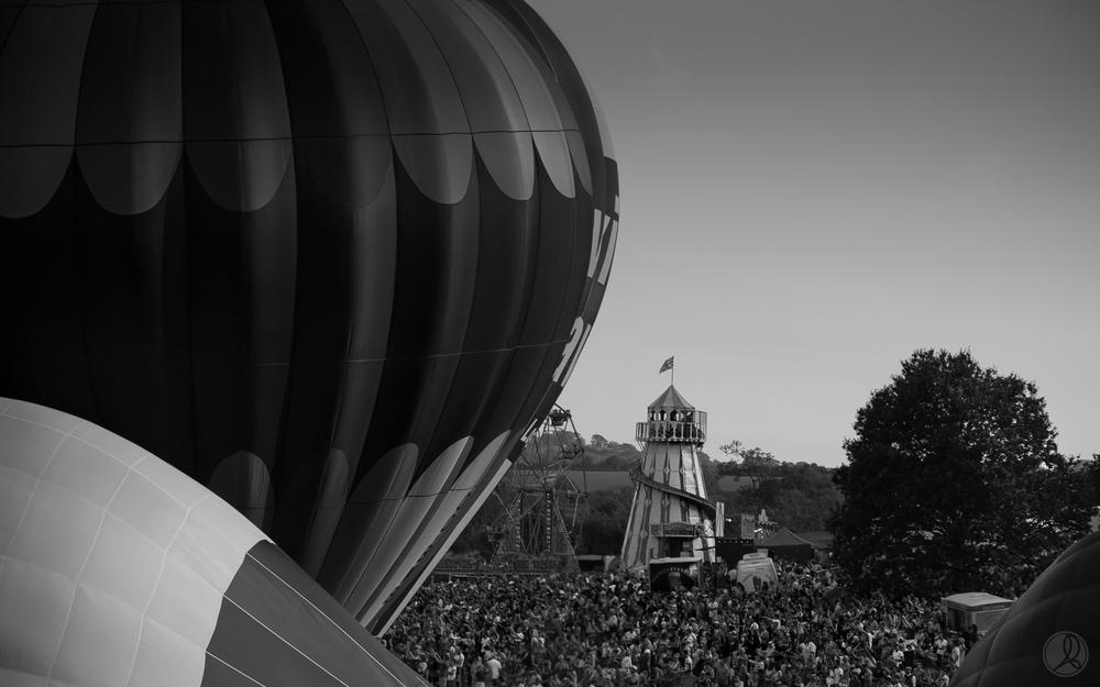 Bristol Balloon Festival - by Aidy Brooks
