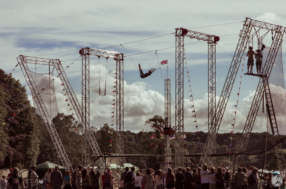 Somersaults at Somersault Festival 2015