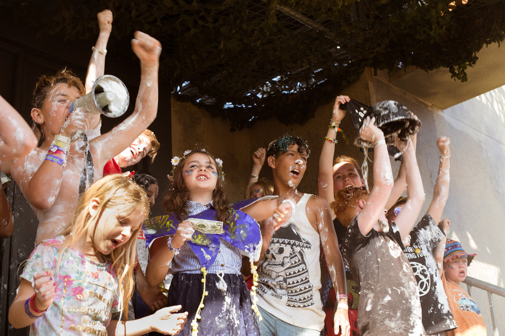 Boomtown 2016 - 'Kids In Charge!'