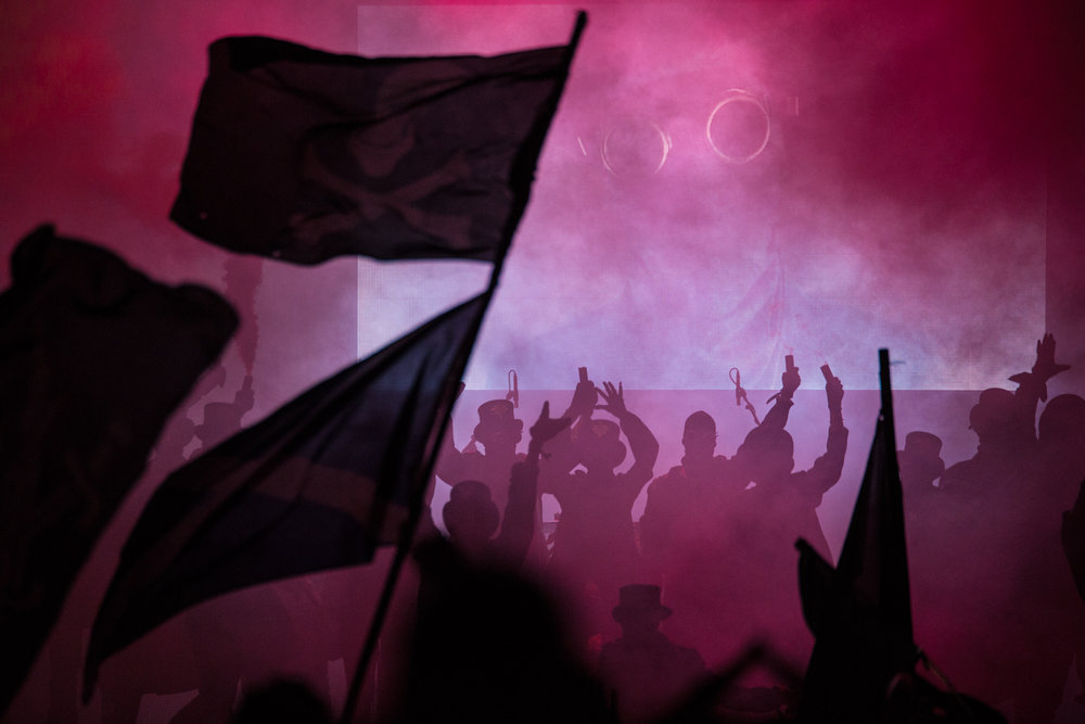 Boomtown 2016 - The Revolution