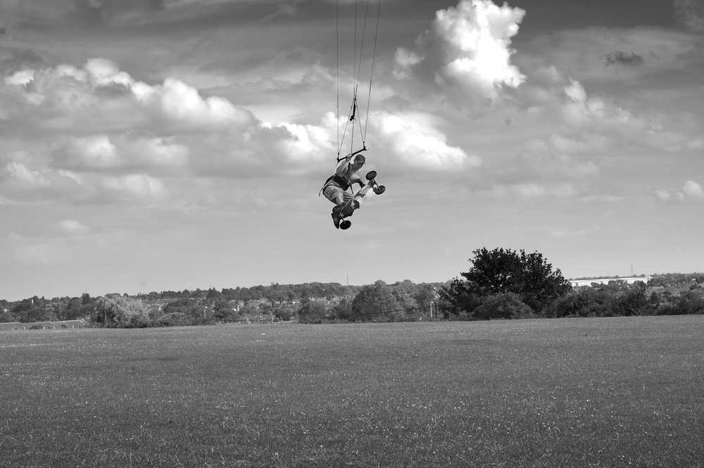 Board-Off - Kiteboarder