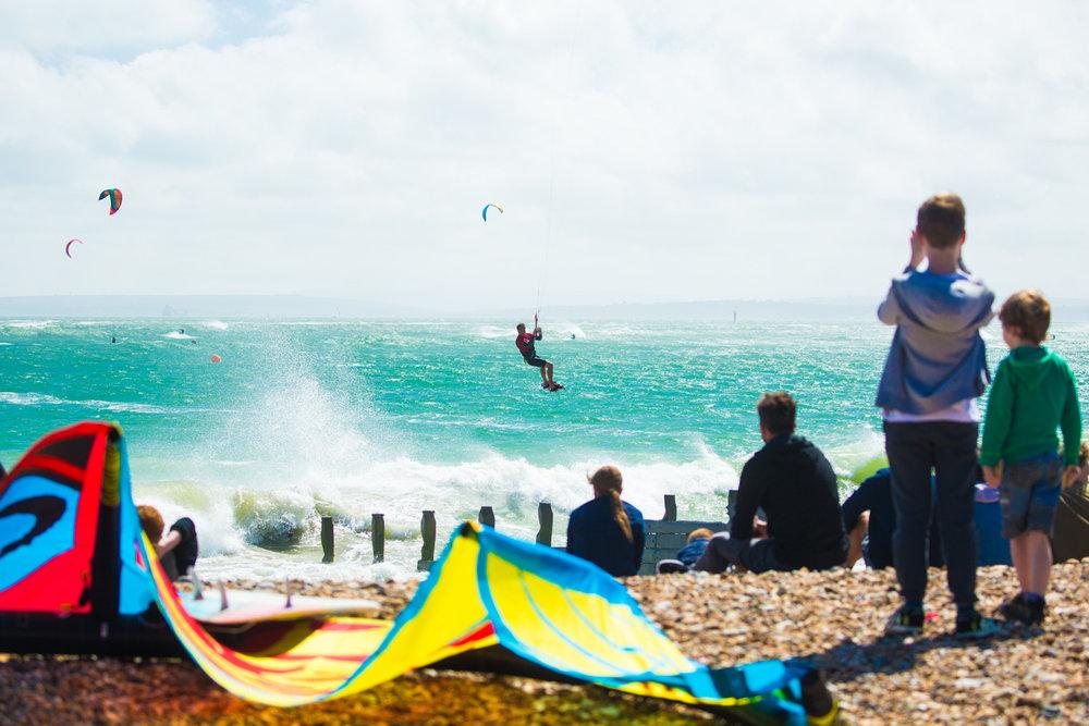 Nick Jacobsen - Virgin Kitesurf Armada