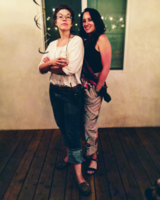 chap. three - was founded by best friends and longtime collaboratorsLauren currieandellen steves