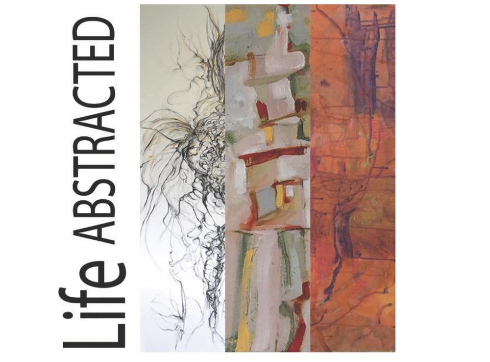Cambridge studio gallery -Life Abstracted exhibition