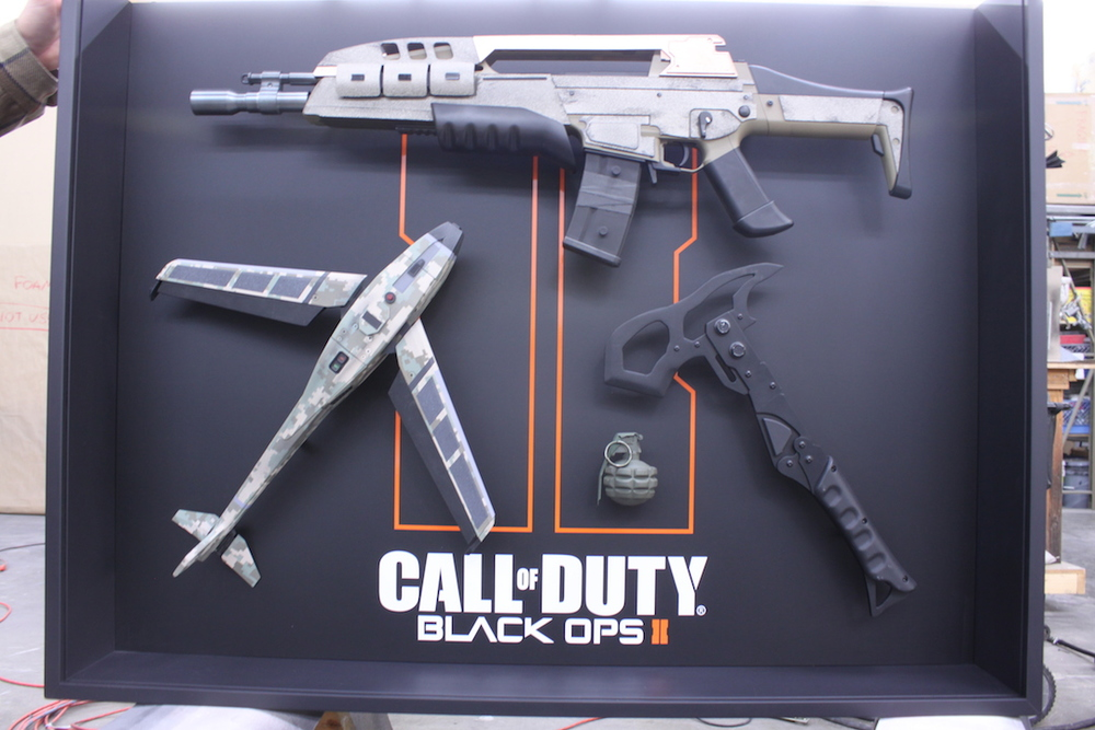 Call of Duty Exo Suits & Weaponry — SCPS