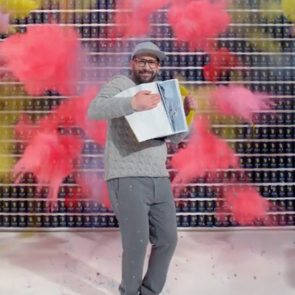 OK Go & Morton Salt Video