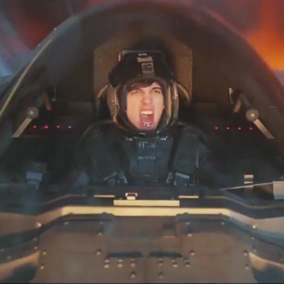 Call of Duty Jackal Cockpit