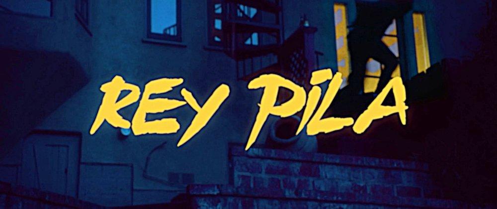"""REY PILA """"NINJAS""""  2017"""