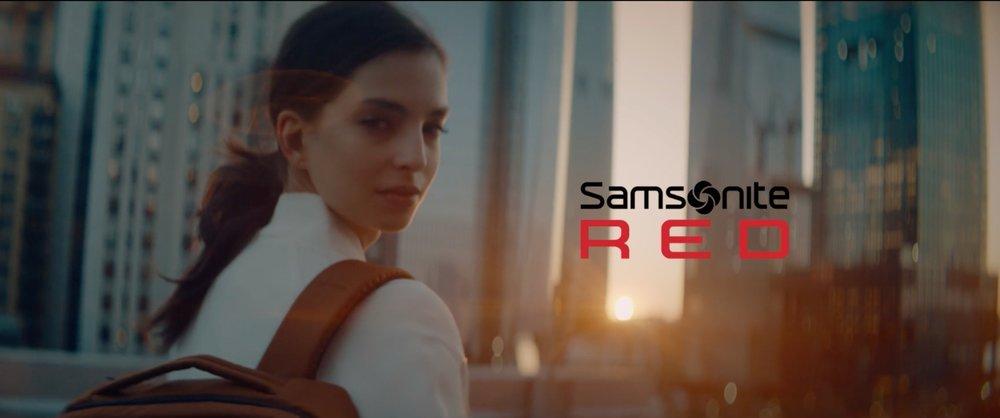 SAMSONITE RED  2019