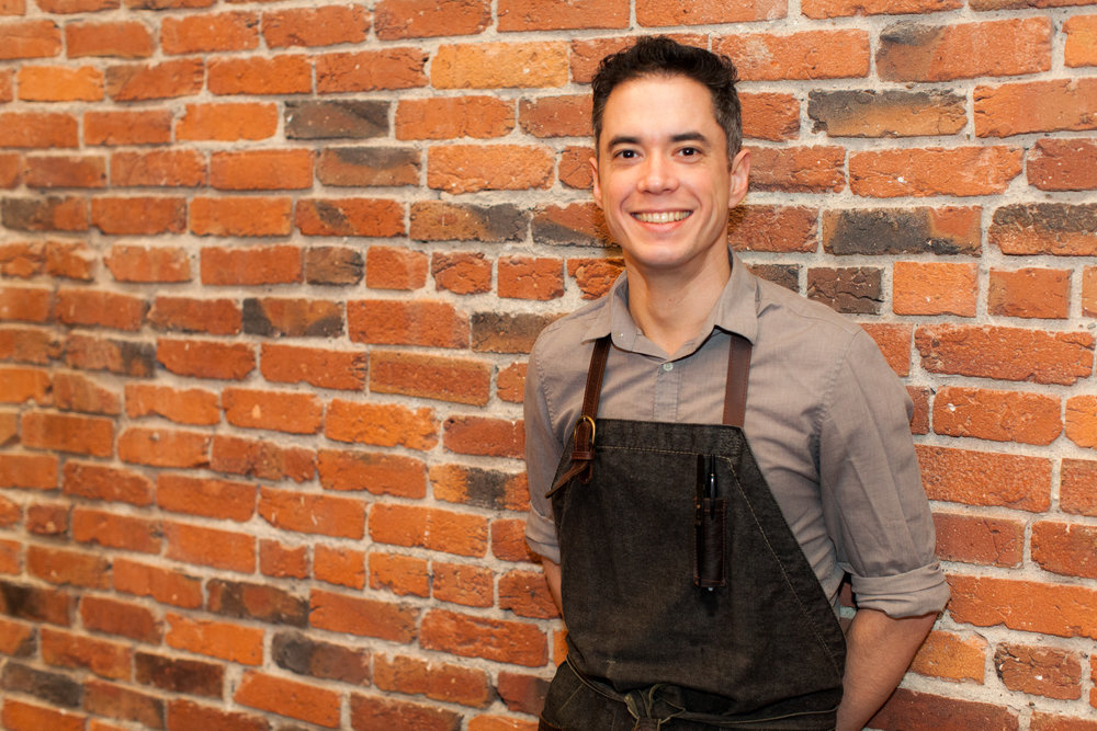 Executive Chef Eric Rivera