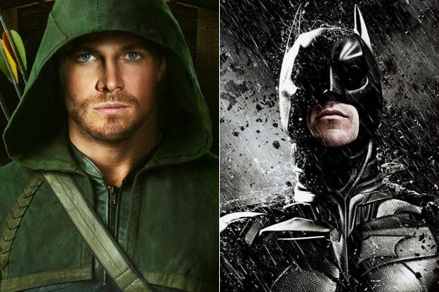 Jason chatfield batman arrow difference green arrow