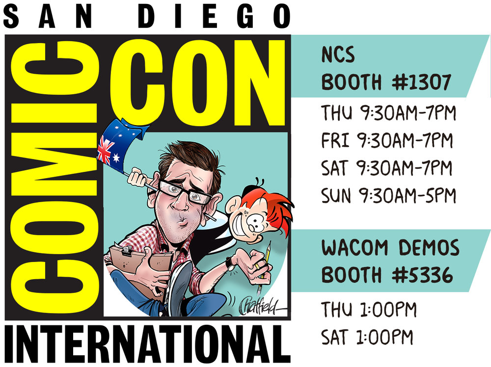 san diego comic con appearances jason chatfield 2017 sdcc