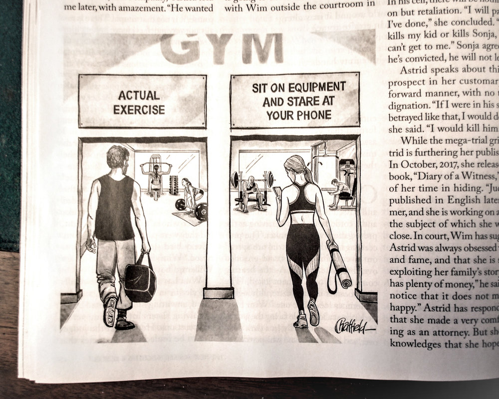 cartoon in the new yorker by jason chatfield