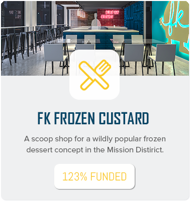 FK Frozen Custard Crowdfunding