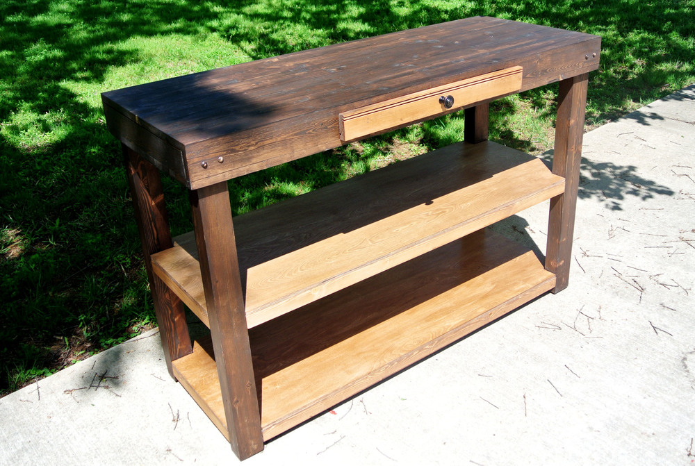 Custom Entry Way Table image 2