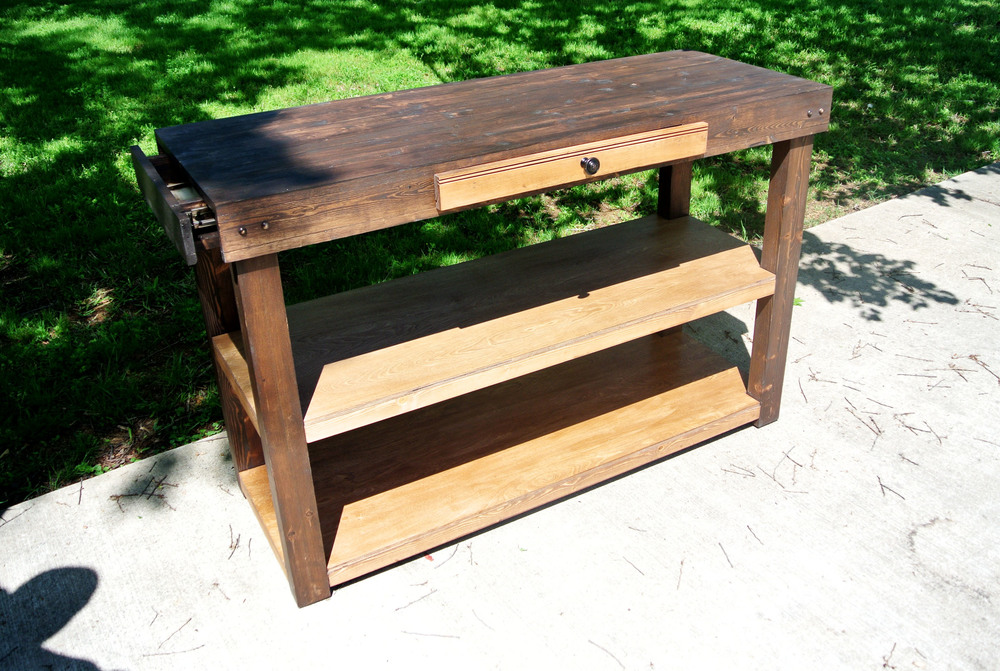 Custom Entry Way Table Image 3