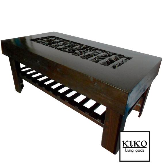River Rock Coffee Table Kiko Living Goods - River rock coffee table