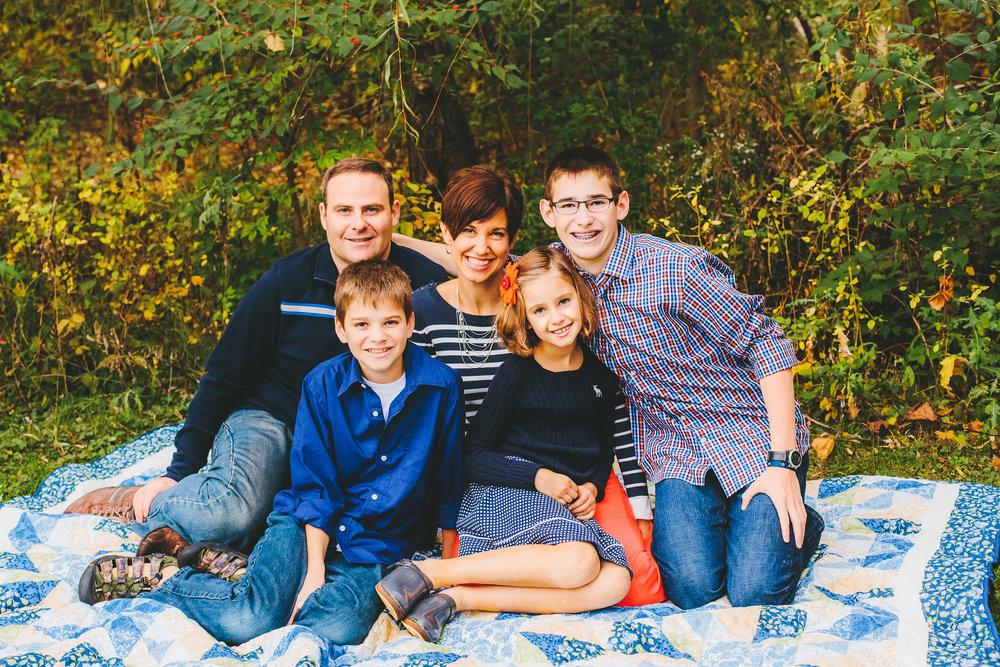 Schutter Family
