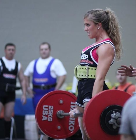 "Carley Smith ""Beauty and Beast""(Amped Athletics Athlete)"