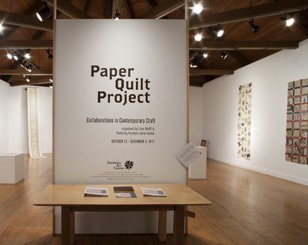 The Paper Quilt Project Collaborations In Contemporary Craft