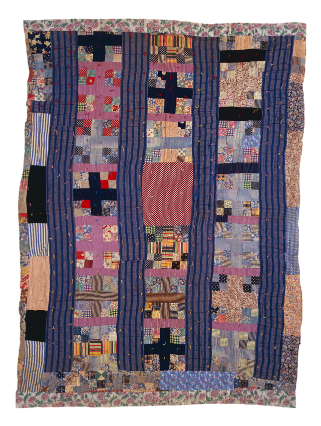 Quilt featured in the Austin American-Statesman article.