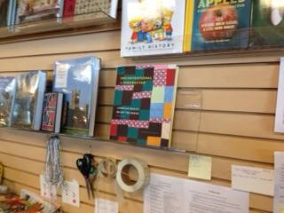 Cooperfield's Books in Napa, CA. A thank you to Tony Spleen for this image!