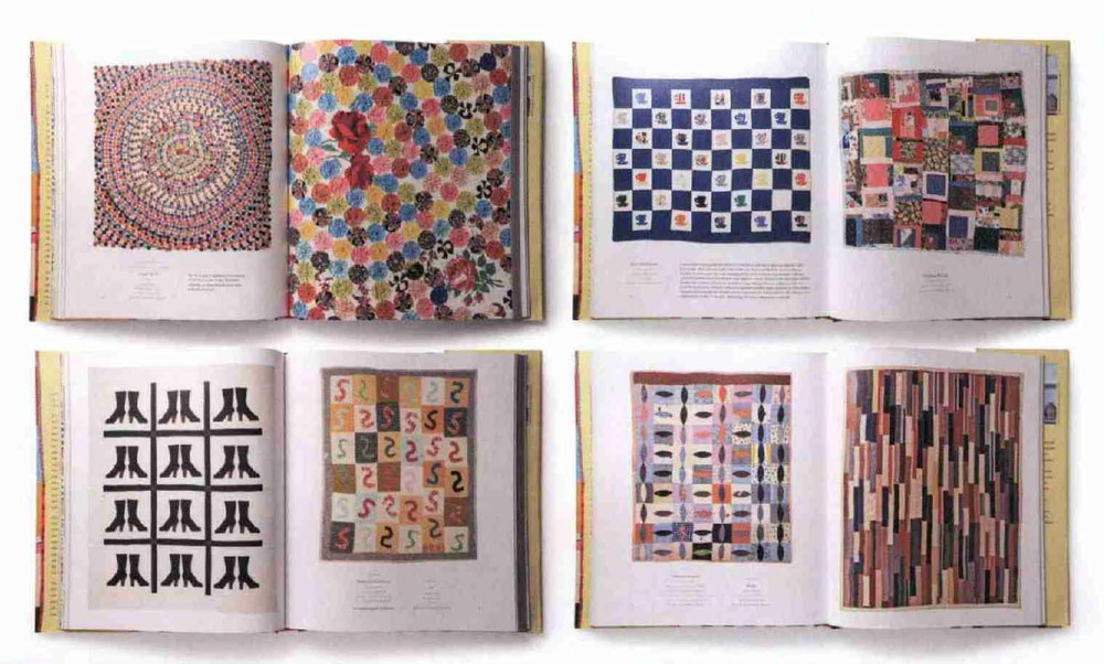 Unconventional & Unexpected is a rebuttal to the notion that creativity in traditional quilting died after World War II.
