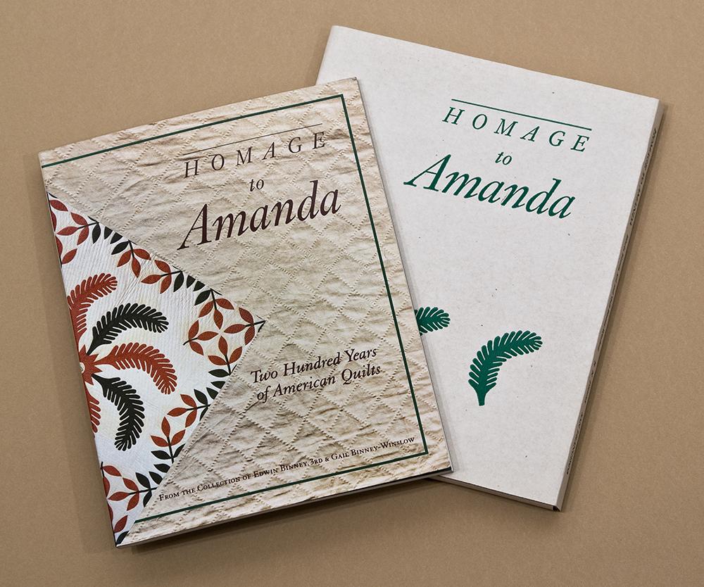 Homage to Amanda
