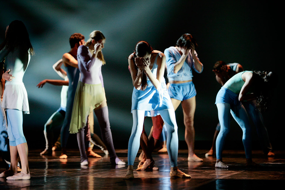 Lausanne Ballet Béjart Copyright Bertrand Cottet