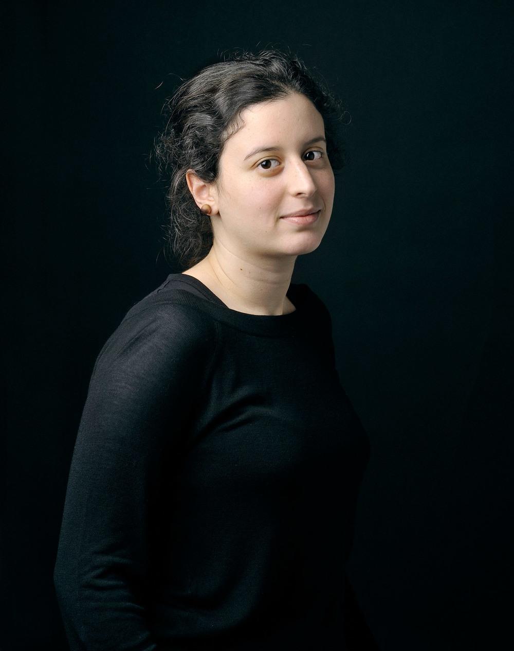 Fatma ben Amor, originaire d'Algérie