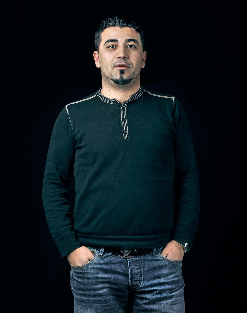 Mehmet Ali Yilmaz, originaire de Turquie