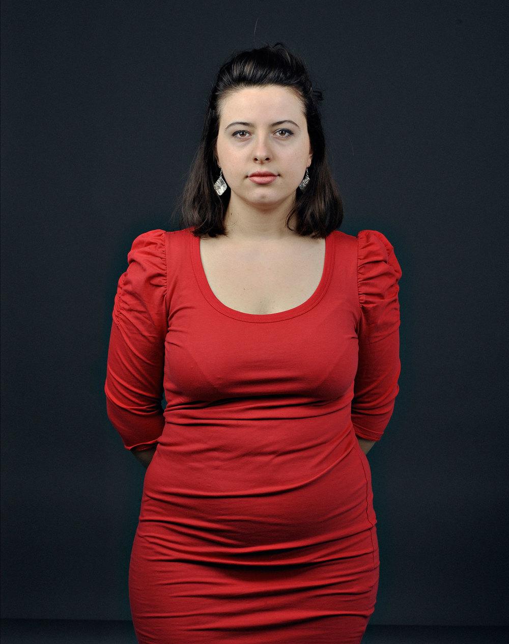 Aina Imeri, originaire du Kosovo