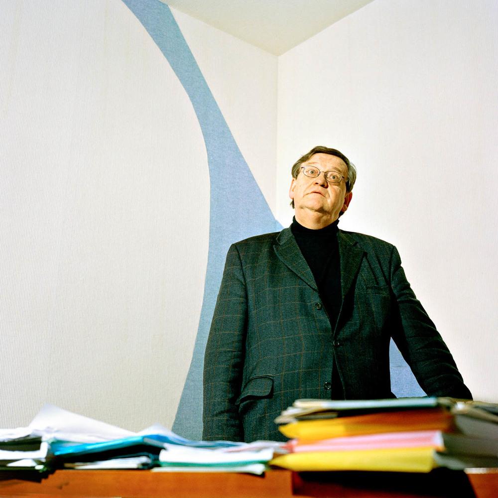Denis Müller Copyright Bertrand Cottet