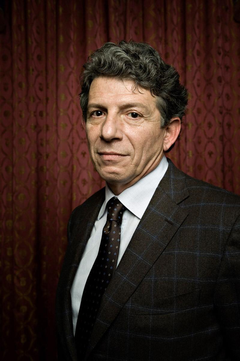 Logitech, Guerrino De Luca