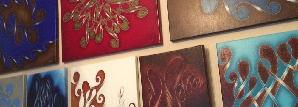 Original Decorative Oil Paintings